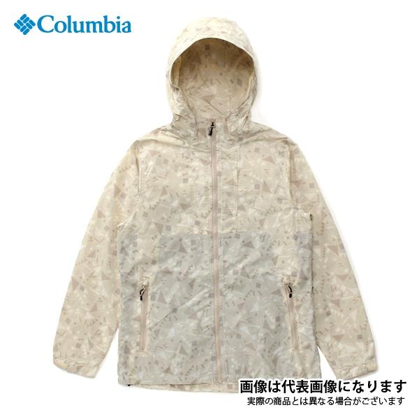 【在庫処分特価】 ヘイゼンウィメンズパターンドジャケット 022 Stone M PL3131 コロンビア アウトドア 防寒着 ジャケット 防寒