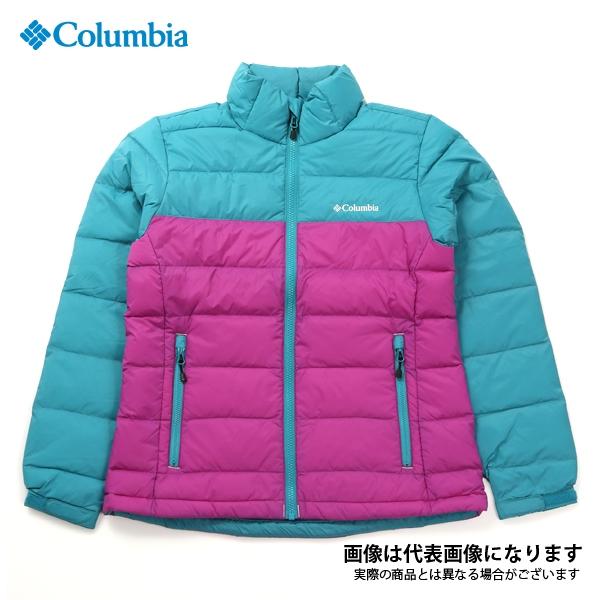 【在庫処分特価】 マウンテンスカイラインウィメンズジャケット 324 Emerald Sea L PL5069 コロンビア アウトドア 防寒着 ジャケット 防寒