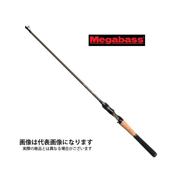 オロチカイザ [ OROCHI XXX ] F4-610K 2ピース メガバス