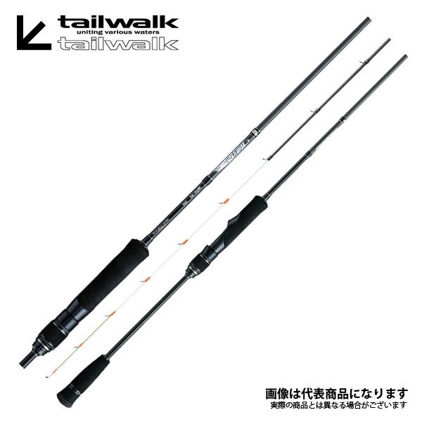 ソルティシェイプダッシュ メタルイカ C60MH/FSL テイルウォーク イカメタル イカ ロッド 竿 イカメタルに最適