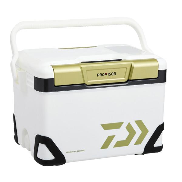 プロバイザー HD ZSS 2100X シャンパンゴールド ダイワ クーラーボックス 21L 釣り クーラー