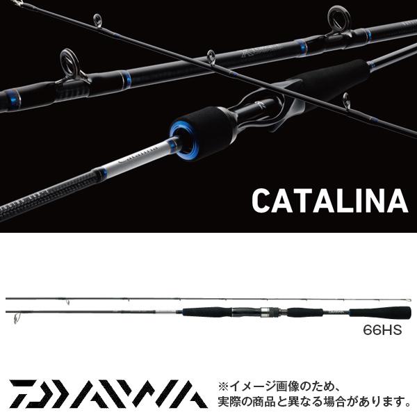 【ダイワ】キャタリナ BJ 66HS [大型便]ジギング ロッド ダイワ DAIWA ダイワ 釣り フィッシング 釣具 釣り用品