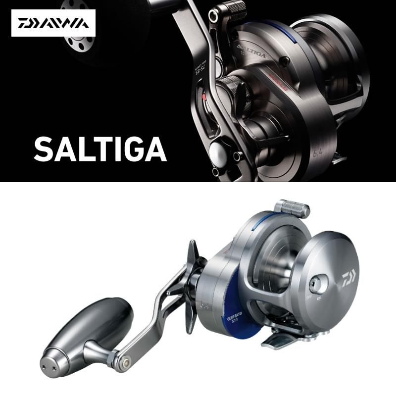 【ダイワ】16 ソルティガ 35N-SJ (右ハンドル仕様)ダイワ ベイトリール DAIWA ダイワ 釣り フィッシング 釣具 釣り用品