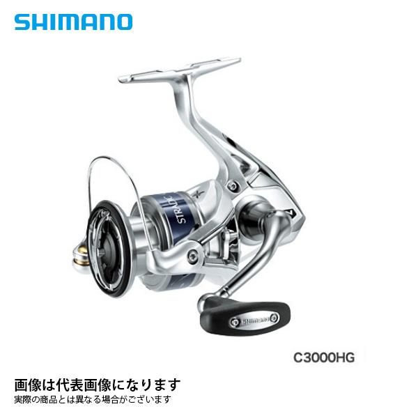 4/9 20時から全商品ポイント最大41倍期間開始*シマノ 15 ストラディック C3000HG SHIMANO シマノ 釣り フィッシング 釣具 釣り用品