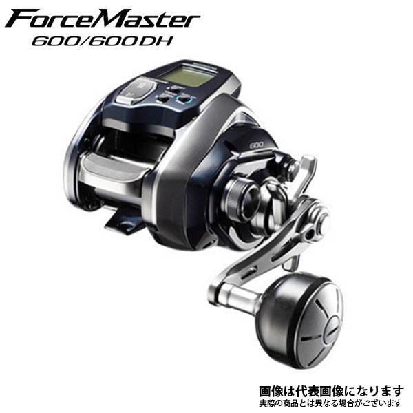 18 フォースマスター 600 ライン無し シマノ 電動リール
