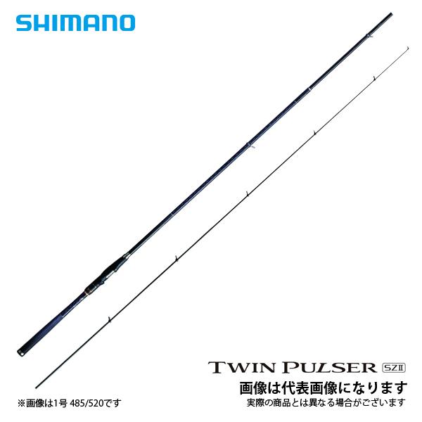 【シマノ】ツインパルサー SZII 1.7-520 釣り フィッシング [大型便]