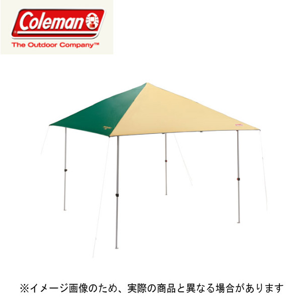 イベントテント インスタントバイザーシェード/L 2000031579 コールマン 大型便 イベントテント テント