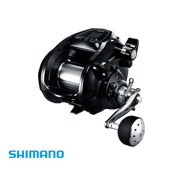 15 フォースマスター 9000 PE6号×1100m リールに巻いて発送 シマノ 電動リール ライン付き セット