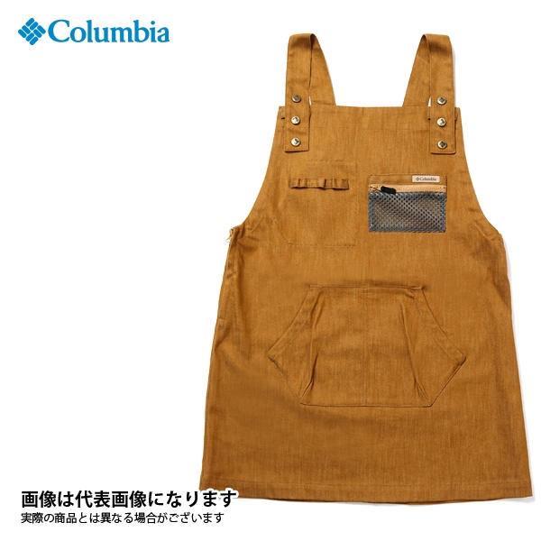 キャンベルズパークデニムカバーオール 779 Maple Suger Denim M PL5075 コロンビア 【処分特価】