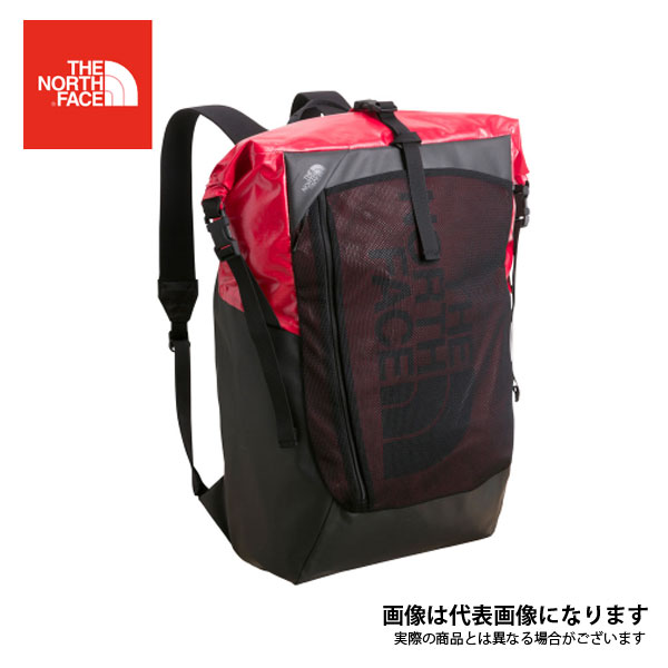 トータス TNFレッド NM81856 ノースフェイス リュック 通勤 通学 デイパック バッグ 【処分特価】