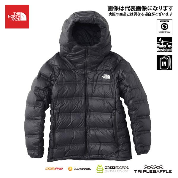 アウトドア 在庫処分! ウェア トリプルバッフルビレイパーカ(メンズ) ブラック XL ND91811 ノースフェイス アウトドア 防寒着 ジャケット 防寒 【処分特価】