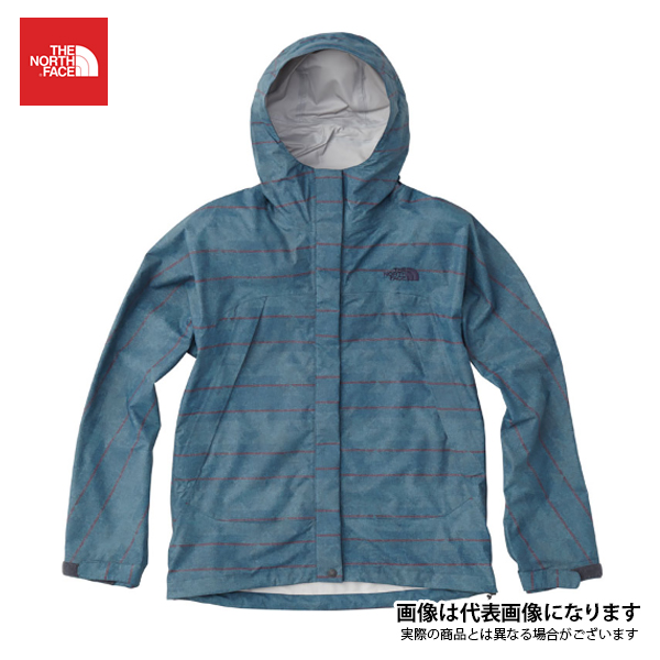 【在庫処分特価】 ノベルティードットショットジャケット(レディース) ネイティブネイビー S NPW61535 ノースフェイス