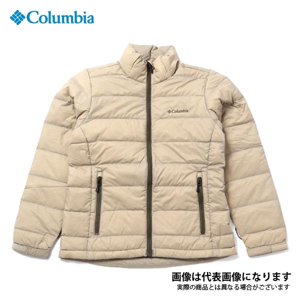 マウンテンスカイラインウィメンズジャケット 216 Dark Fossil L PL5069 コロンビア アウトドア 防寒着 ジャケット 防寒 【処分特価】