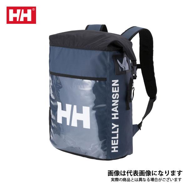 ロールマップバッグ ディープネイビー HY91888 ヘリーハンセン バッグ 鞄 アウトドア 【処分特価】