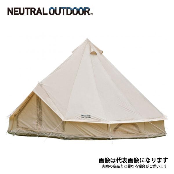 NT-TE06 GEテント5.0 34082 ニュートラルアウトドア 大型便 キャンプ アウトドア 用品 テント タープ