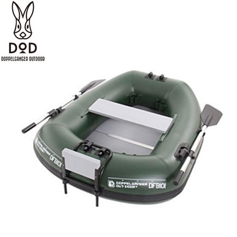 バスフローターボート DFB101 DOD ボート フローター インフレータブル ドッペルギャンガー