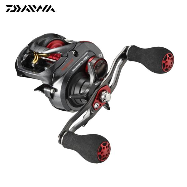 【ダイワ】スパルタン RT TW100SH-Lダイワ ベイトリール ダイワ 釣り フィッシング 釣具 釣り用品
