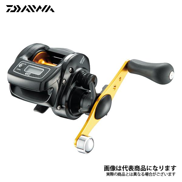 ライトゲームICV 200H-L 左ハンドル仕様 ダイワ カウンターリール タコ イカメタル
