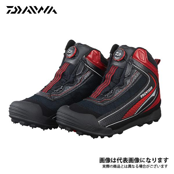 プロバイザー フィッシングシューズ PV-2150 ブラック 28.0cm ダイワ 靴 シューズ 釣り フィッシング 【処分特価】