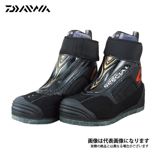 F1スペシャルシューズ(先丸)F1SP-1080 マスターブラック 26.5cm ダイワ 靴 シューズ 釣り フィッシング