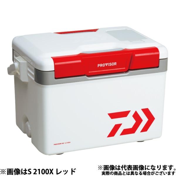 プロバイザー HD S 1600X レッド ダイワ クーラーボックス 16L 釣り クーラー