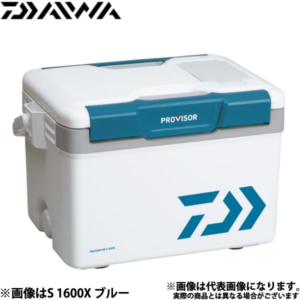 プロバイザー HD S 2100X ブルー ダイワ クーラーボックス 21L 釣り クーラー