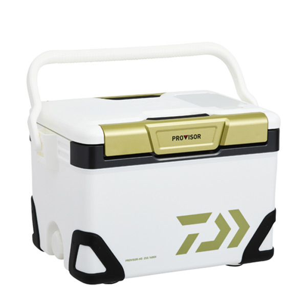 プロバイザー HD ZSS 1600X シャンパンゴールド ダイワ クーラーボックス 16L 釣り クーラー