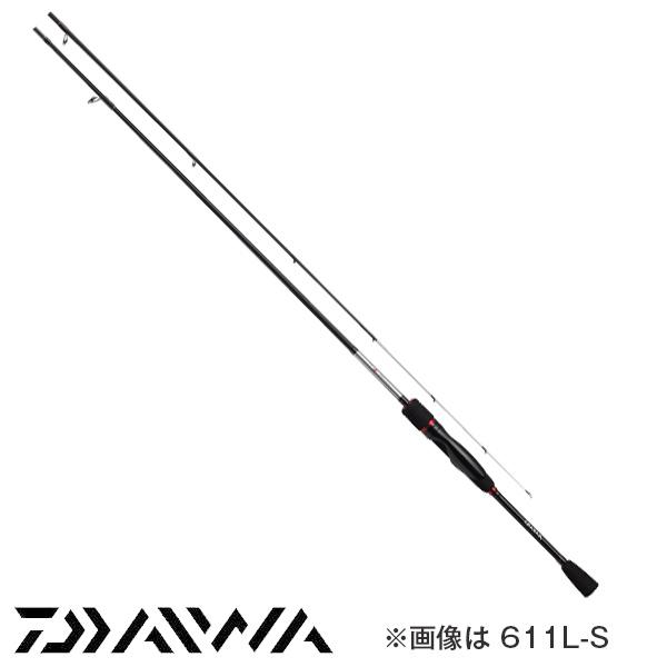 月下美人 アジング 611L-S ダイワ アジング メバリング ロッド フィッシング 釣具
