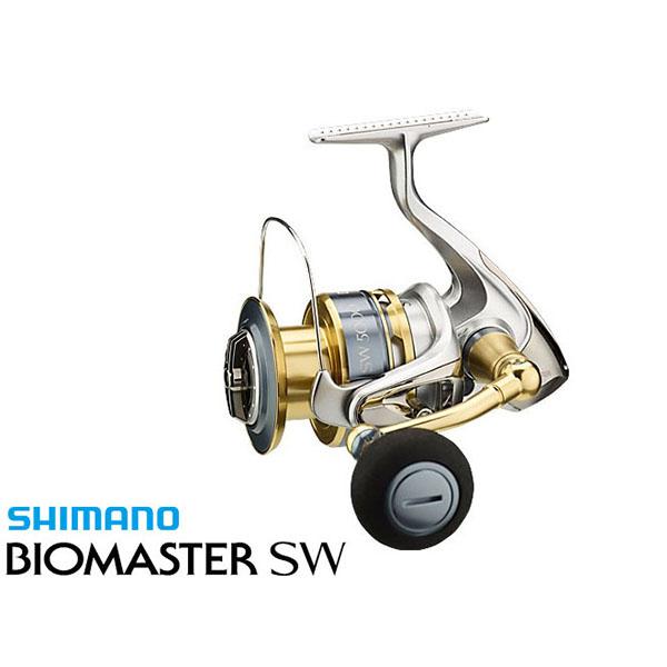13 バイオマスターSW 8000HG シマノ リール スピニングリール