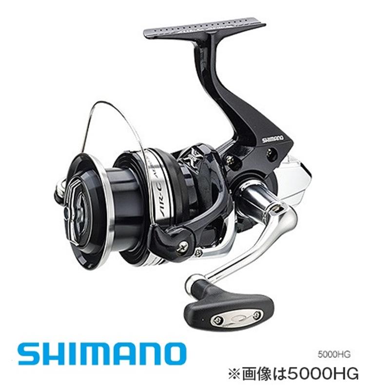 シマノ AR-C エアロ BB 4000HG 釣り フィッシング