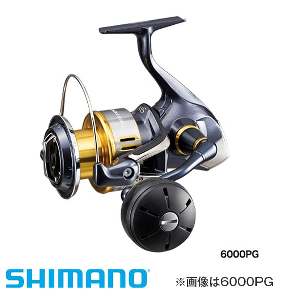 15 ツインパワーSW 6000PG シマノ リール スピニングリール