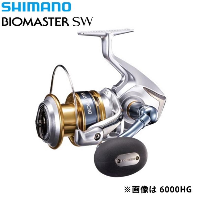 16 バイオマスターSW 6000PG シマノ リール スピニングリール