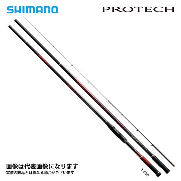 18 プロテック 1.5-500 シマノ 大型便
