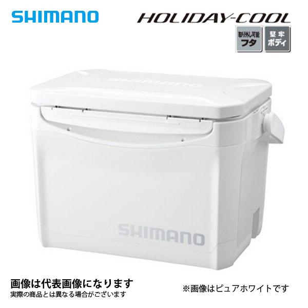 本店 釣り クーラーボックス 26L ホリデークール 260 クーラー ピュアホワイト <セール&特集> シマノ LZ-326Q