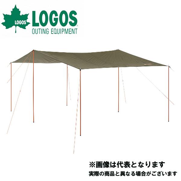 neos LCドームFitレクタタープ 5036-AI 71805054 ロゴス タープ ヘキサタープ キャンプ アウトドア 用品