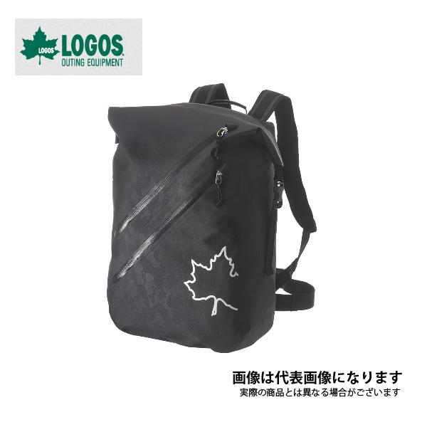 SPLASH MOBI ダッフルリュック(ブラックカモ) 88200086 ロゴス バッグ リュック 鞄 アウトドア