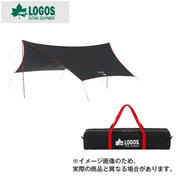 Black UV ヘキサタープ 5750-AI 71808022 ロゴス タープ ヘキサタープ キャンプ アウトドア 用品