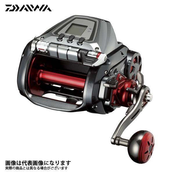 シーボーグ 1200J PE10号×800m リールに巻いて発送 ダイワ 電動リール ライン付き セット