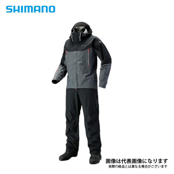 DSアドバンススーツ ブラック L RA-025S シマノ