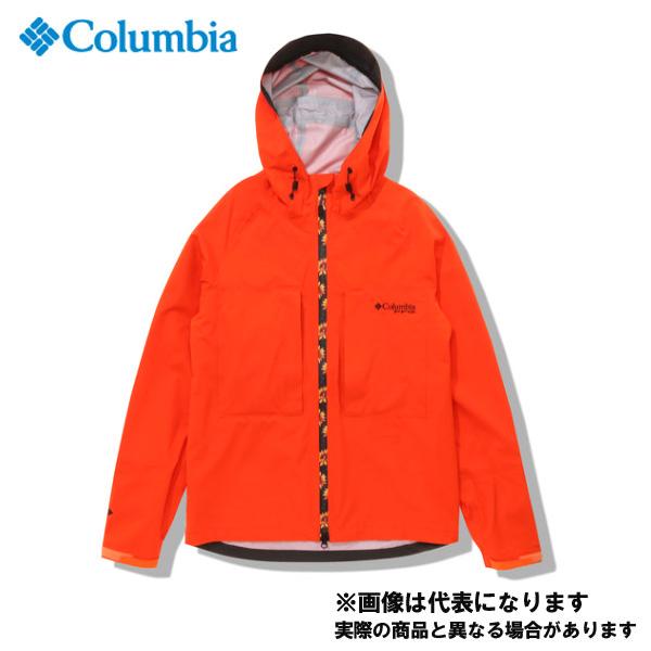 コールドスパイアージャケット 821 Tangy Orange M PM5667 コロンビア