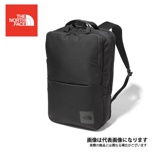 シャトルデイパック ブラック NM81863 ノースフェイス リュック 通勤 通学 旅行 バッグ