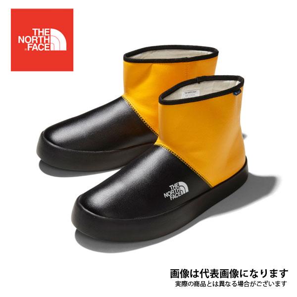 BOOTIE LITE SHORT TNFイエロー 6 NF51946 ノースフェイス ブーツ 防水ブーツ ショートブーツ