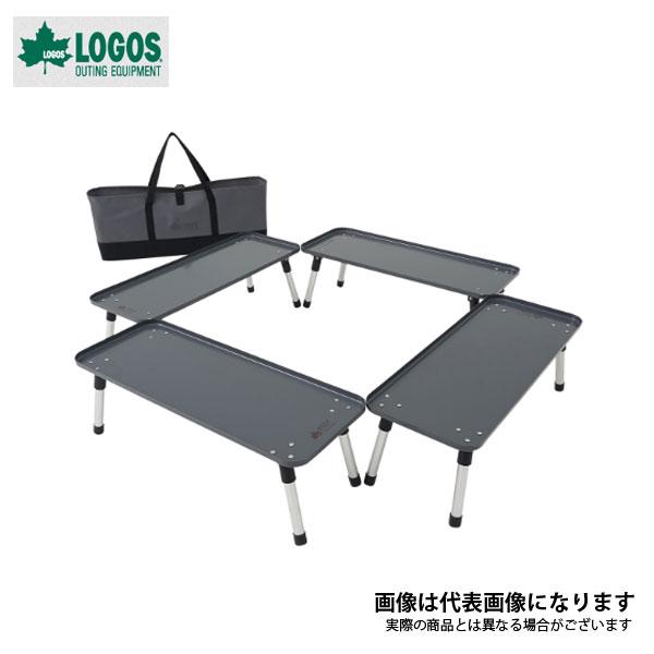 ROSY 囲炉裏ラックテーブル 81064131 ロゴス テーブル アウトドア キャンプ 用品 道具