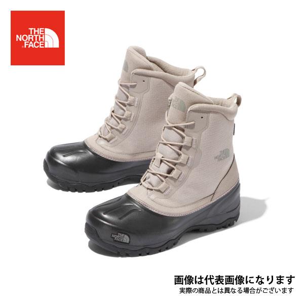 スノーショット 6 ブーツ TX V ウ゛ィンテージカーキ×TNFブラック 8 26.0cm NF51960 ノースフェイス