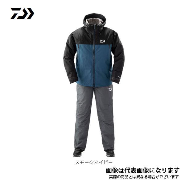 ゴアテックス プロダクト ウィンタースーツ スモークネイビー XLサイズ DW-1909 ダイワ 【処分特価】