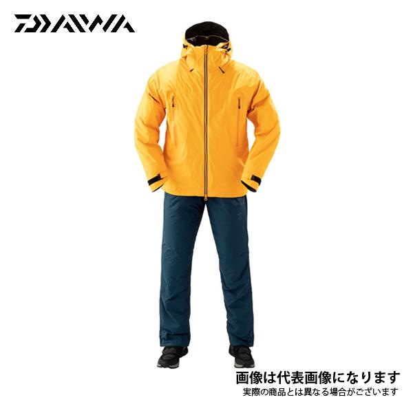 レインマックス ウィンタースーツ マスタード Lサイズ DW-33009 ダイワ