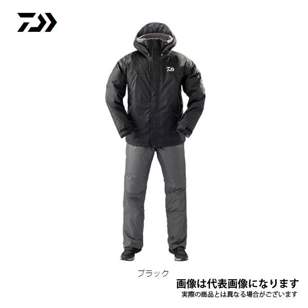 レインマックス ウィンタースーツ ブラック Mサイズ DW-35009 ダイワ