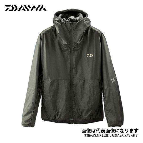 ポーラテック アルファジャケット ブラック Lサイズ DJ-23009 ダイワ
