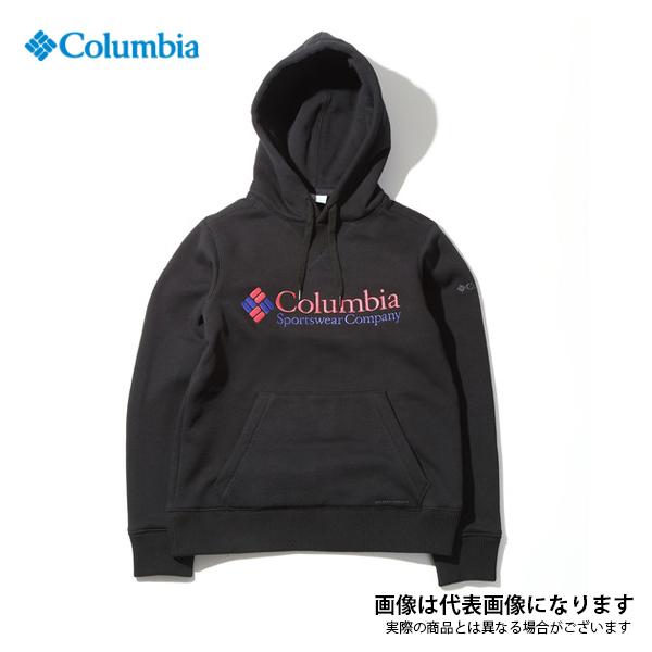 ファルコンロックフーディー 010 Black M PM1570 コロンビア