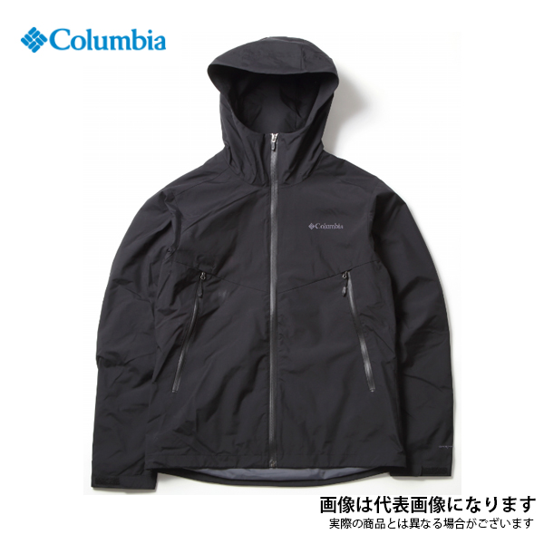 デクルーズサミットジャケット 010 Black M PM3752 コロンビア